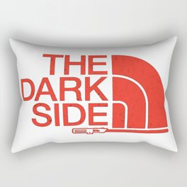 The Dark Side -The North Face Rectangular Pillow