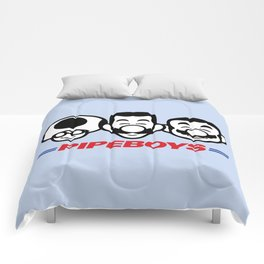 Pipe Boys Comforters