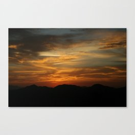 what do you think? Canvas Print