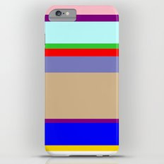 Banded iPhone 6 Plus Slim Case