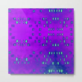 It's all in the DNA Metal Print