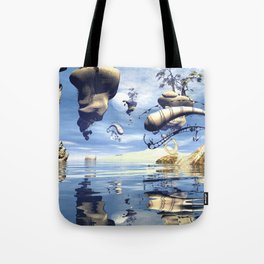 Wonderworld  Tote Bag