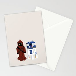 JAWA & R2D2 Stationery Cards