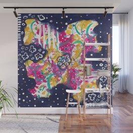 Fairest Flower Wall Mural