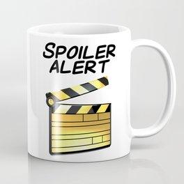 Spoiler Alert! Coffee Mug