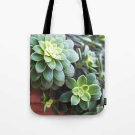 Succulent Loveliness Tote Bag