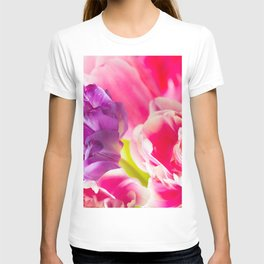 Colorful Tulips - Spring Mood - #decor #society6 #buyart T-shirt