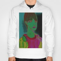 sam smith Hoodies featuring Sam by Latidra Washington