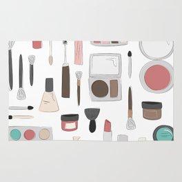 Let's Makeup Rug