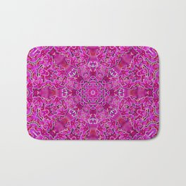 flowering and blooming to bring happiness Bath Mat