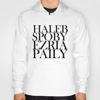 ships Hoodies featuring PLL SHIPS by Sara Eshak