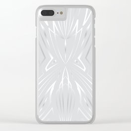 Pinstripe Pattern Creation XXXIII Clear iPhone Case