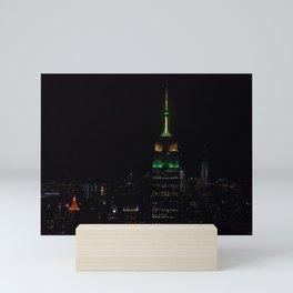 Empire State of mind Mini Art Print