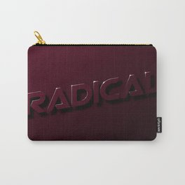 Radically Subtle Carry-All Pouch