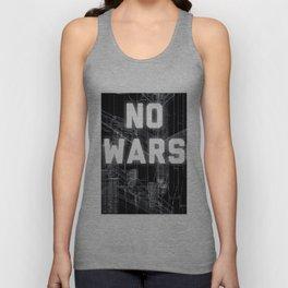 NO WARS  Unisex Tank Top