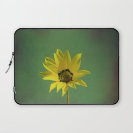 The yellow flower of my old friend Laptop Sleeve
