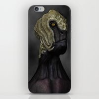 ripley iPhone & iPod Skins featuring Ripley by Lowri W. Williams