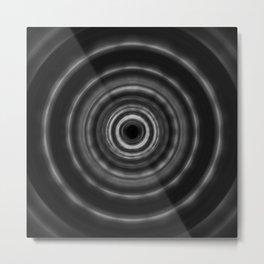 Black And White Art - Mesmerize - By Sharon Cummings Metal Print