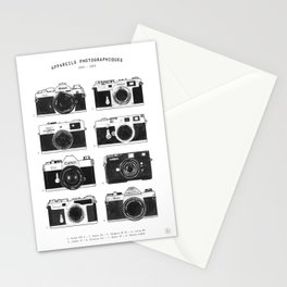Collections - Appareil Photographiques Stationery Cards