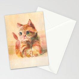 My Lovely Little Kitten Stationery Cards