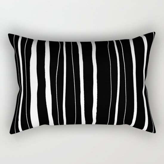 Vertical Living Rectangular Pillow