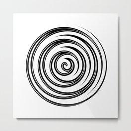 Graphic Pure N1 Metal Print
