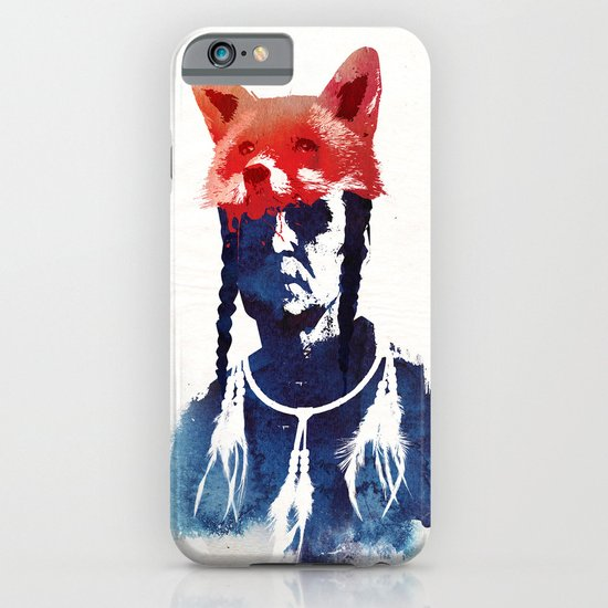 Bloody days are coming iPhone & iPod Case