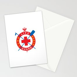 Life Guard Stationery Cards