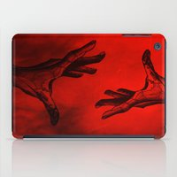 let it go iPad Cases featuring Let go by Siriusreno