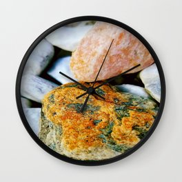 Rock.Out.Of.Place. Wall Clock