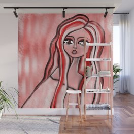 Ruby Wall Mural