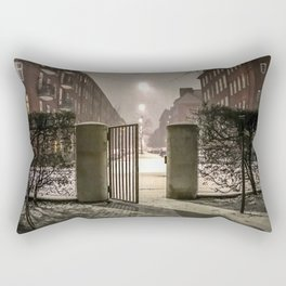 Winter is apparently already here Rectangular Pillow