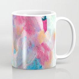 Palette Knife Peeps Coffee Mug