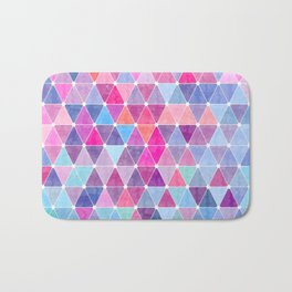 Lovely geometric Pattern Bath Mat