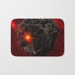 Asteroid Bath Mat