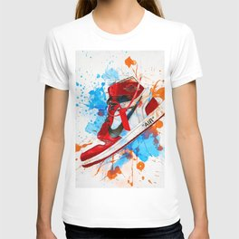 Off White x Jordan 1 T-shirt