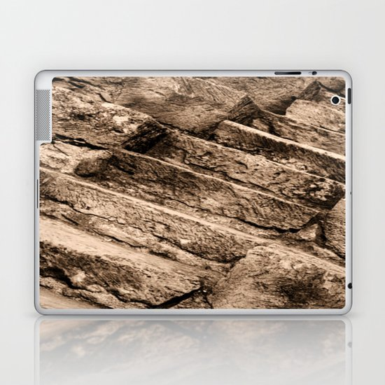 Stone Steps 3 Laptop & iPad Skin