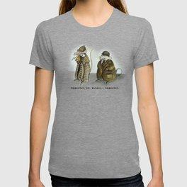 Sherlock Holmes wisdom T-shirt