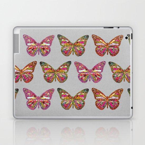 FAMIGLIA FARFALLA Laptop & iPad Skin