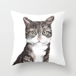 That Cat Throw Pillow