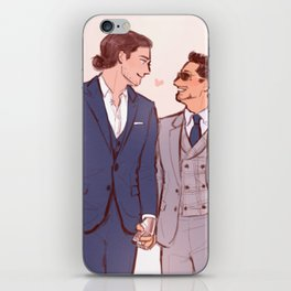 Date Night! iPhone Skin