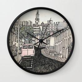 Sandy Hill Plumstead Woolwich London Wall Clock