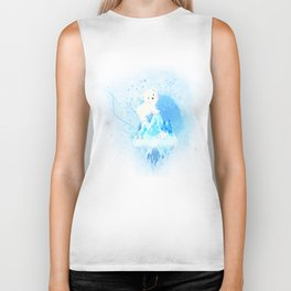 Save Polar Bear! Biker Tank