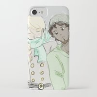 les mis iPhone & iPod Cases featuring pRouvaire Les Mis by Pruoviare