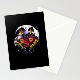 Power Behind the Mask Stationery Cards
