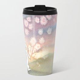 Sunset Fairies Travel Mug