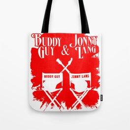 BUDDY GUY & JONNY LANG Tote Bag