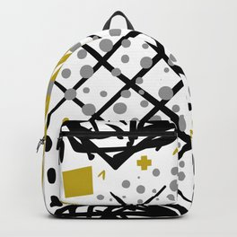 Abstract Pattern 3 Backpack