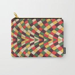 Rastafarian Tile Carry-All Pouch