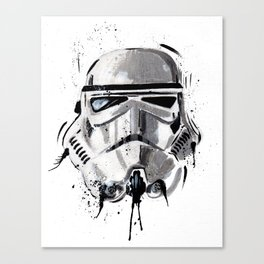 Trooper Canvas Print